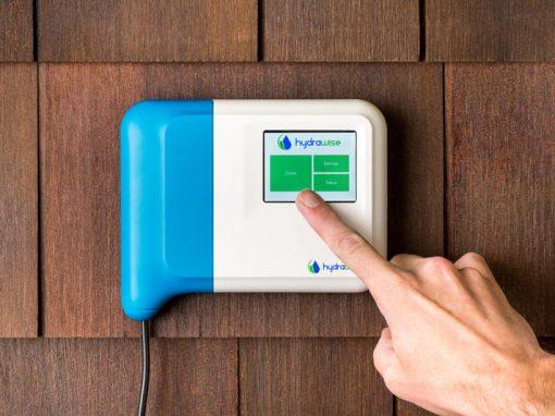 Controlador HC com Software Hydrawise Baseado na Internet